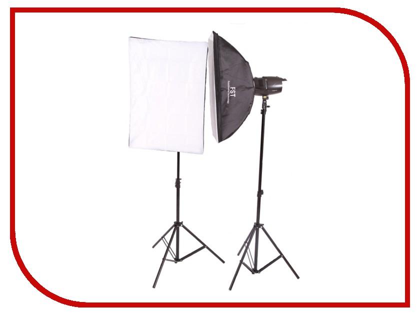 FST E-250 Softbox KIT fst lt 80 80x80x80cm