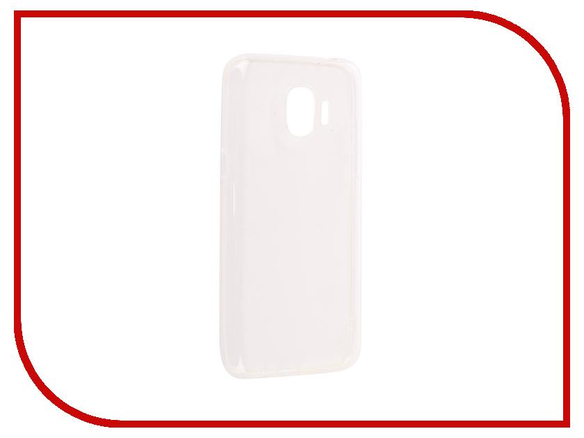 Samsung Galaxy J2 2018 BoraSCO Silicone Transparent