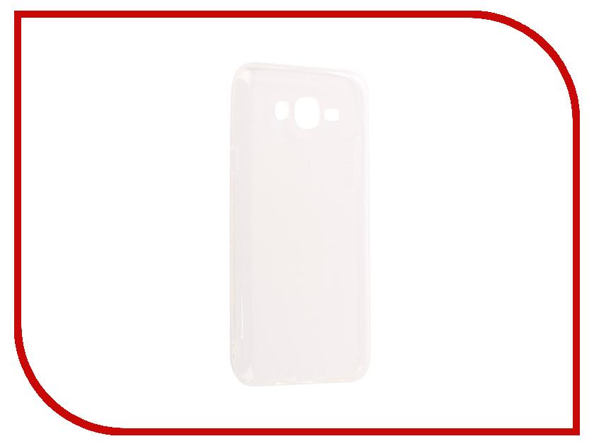 Аксессуар Чехол Samsung Galaxy J7 Neo BoraSCO Silicone Transparent
