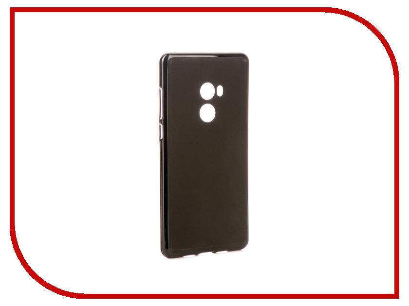 Фото Аксессуар Чехол Xiaomi Mi Max 2 Svekla Silicone Black SV-XIMIMAX2-MBL