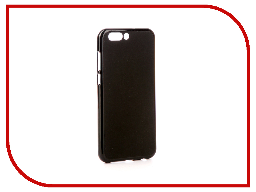 Аксессуар Чехол ASUS ZenFone 4 Selfie Pro ZD552KL Svekla Silicone Black SV-ASZD552KL-MBL аксессуар защитная пленка asus zenfone 4 selfie pro zd552kl luxcase суперпрозрачная 55825