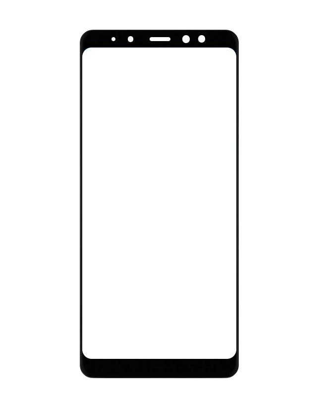 Аксессуар Защитное стекло для Samsung Galaxy A8 2018 A530F Svekla Full Screen Black ZS-SVSGA530F-FSBL аксессуар противоударное стекло для samsung galaxy a8 plus innovation 2d full glue cover gold 12818
