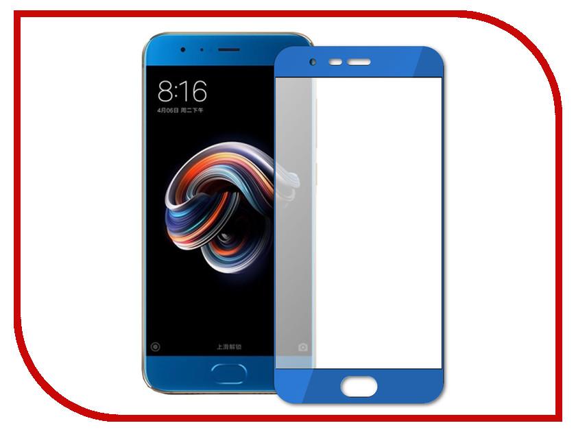 все цены на Аксессуар Защитное стекло для Xiaomi Mi Note 3 Mobius 3D Full Cover Blue онлайн