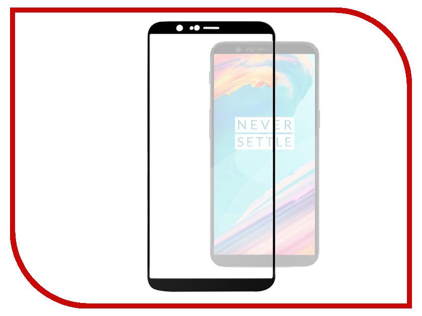 Аксессуар Защитное стекло OnePlus 5T Mobius 3D Full Cover Black oneplus 3 купить в россии