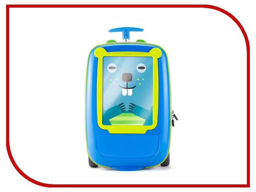 Чемодан Benbat GV424 Blue-Green