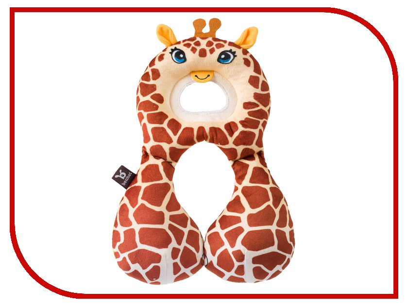 Подушка Benbat HR303 подушка для путешествий 1-4 года Жираф