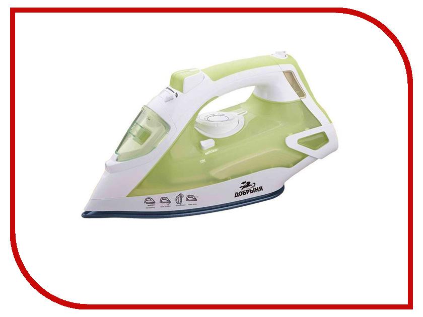 Утюг Добрыня DO-3109 White-Green погружной блендер добрыня do 2305 white