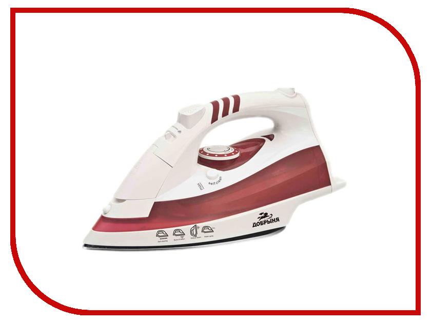 Утюг Добрыня DO-3103 White-Red блендер добрыня do 1403 black