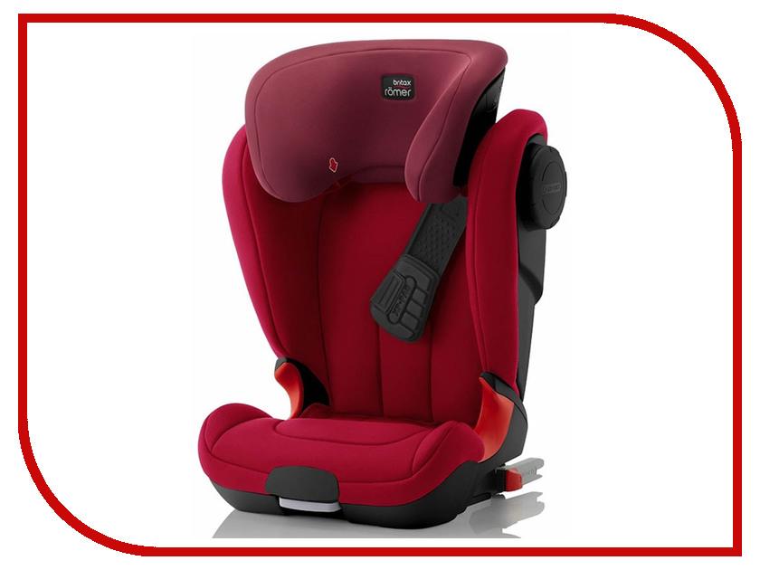Автокресло Britax Romer Kidfix XP Sict Trendline Black Series Flame Red 2000027563 автокресло britax romer kidfix sl sict группа 2 3 flame red 2000022478