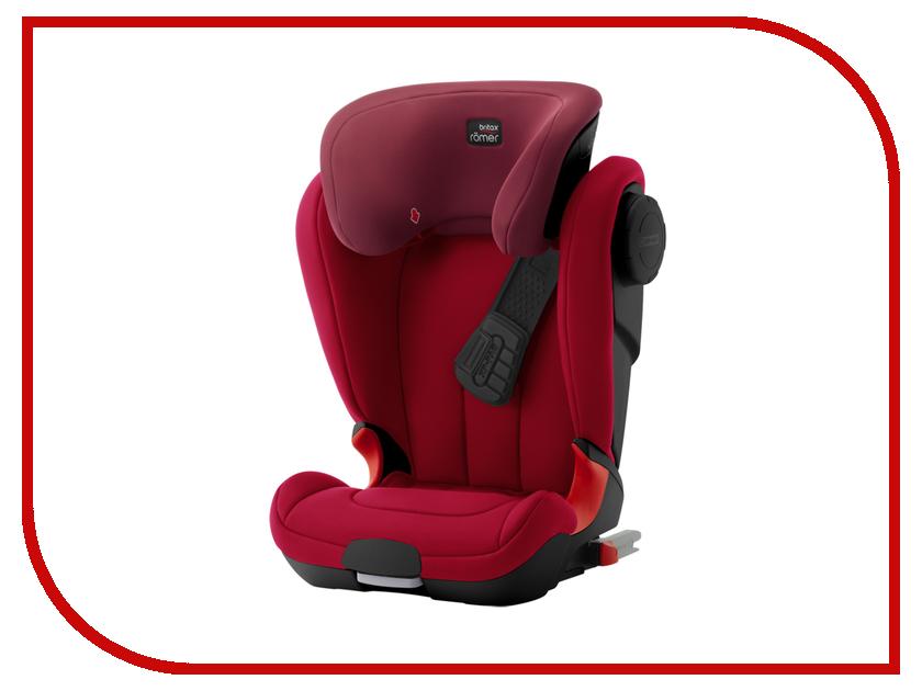 Автокресло Britax Romer Kidfix XP Sict Trendline Black Series Flame Red 2000027573 автокресло britax romer evolva 1 2 3 trendline flame red 2000024694