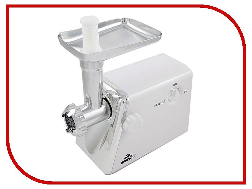 Мясорубка Добрыня DO-2501 погружной блендер добрыня do 2305 white