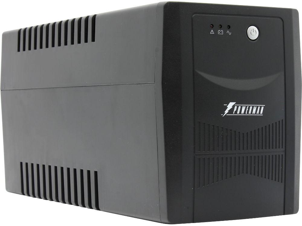 Источник бесперебойного питания PowerMan Back PRO 2000 Plus