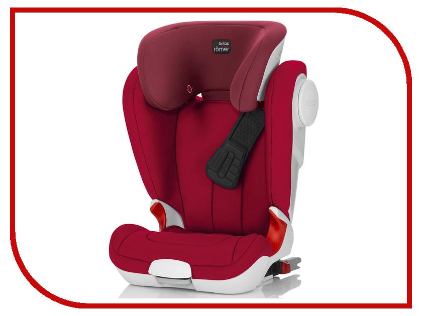Автокресло Britax Romer Kidfix XP Sict Flame Red 2000029194 автокресло britax romer evolva 1 2 3 trendline flame red 2000024694