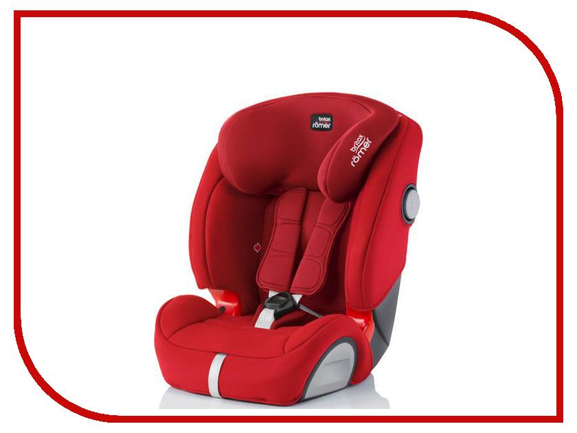 Автокресло Britax Romer Evolva SL SICT группа 1/2/3 Flame Red Trendline 2000025424 коляска britax romer b agile wood brown 2000023124