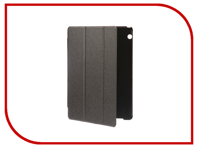 Аксессуар Чехол для Huawei MediaPad T3 10.0 iBox Premium Black УТ000013732 untamo classic чехол для huawei mediapad 10 fhd black