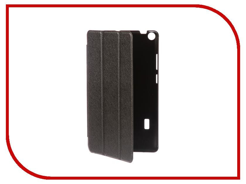 Аксессуар Чехол для Huawei MediaPad T3 7.0 iBox Premium Black УТ000013730 untamo classic чехол для huawei mediapad 10 fhd black