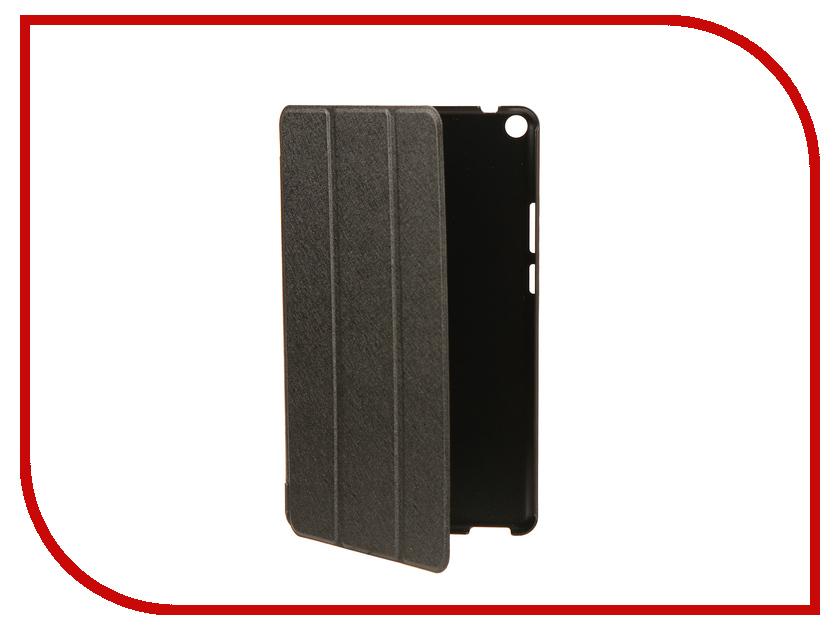 Аксессуар Чехол для Huawei MediaPad T3 8.0 iBox Premium Black УТ000013731 untamo classic чехол для huawei mediapad 10 fhd black