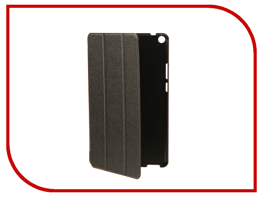 Аксессуар Чехол для Huawei MediaPad T3 8.0 iBox Premium Black УТ000013731 цена и фото