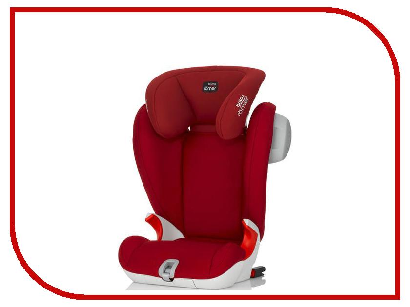 Автокресло Britax Romer Kidfix SL SICT группа 2/3 Flame Red 2000022478