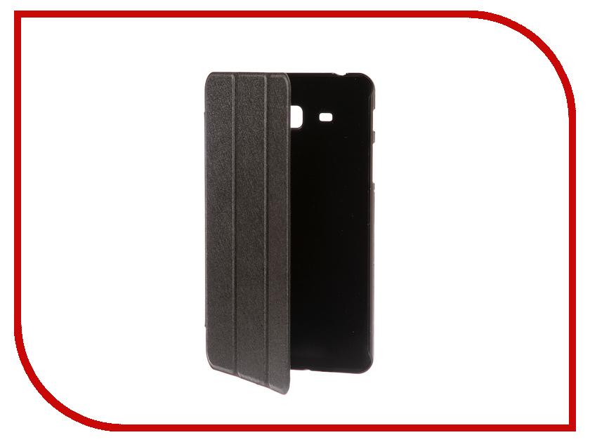 Аксессуар Чехол для Samsung Galaxy Tab A 7.0 iBox Premium Black УТ000013734