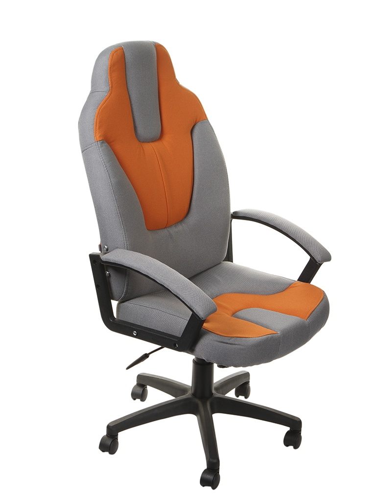 Компьютерное кресло TetChair Neo 3 Grey-Orange 12019
