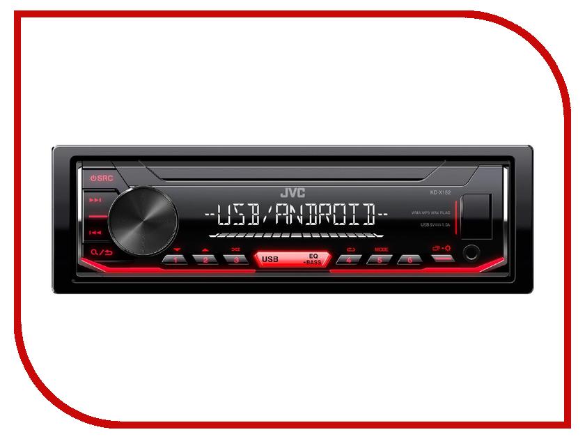 Автомагнитола JVC KD-X152
