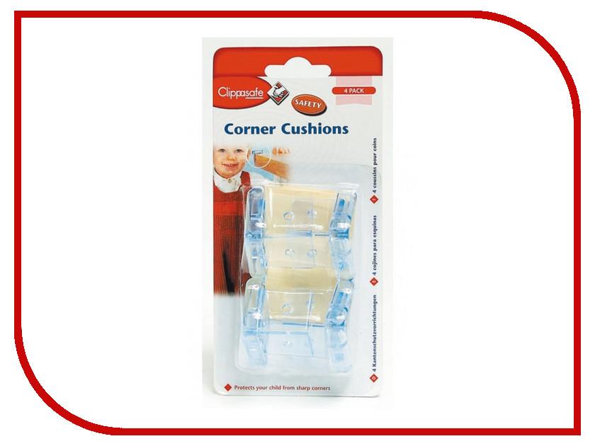 Защита Clippasafe CL77ru Transparent защита clippasafe защитный замок для створчатой двери clippasafe cl72