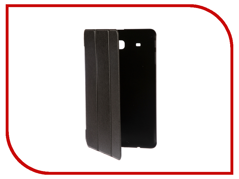 Аксессуар Чехол для Samsung Galaxy Tab E 9.6 iBox Premium Black УТ000007405 чехол для samsung galaxy tab e 9 6 inter step steve white