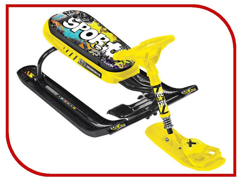 Снегокат Nika Тимка спорт 5 3066 TC5C Yellow