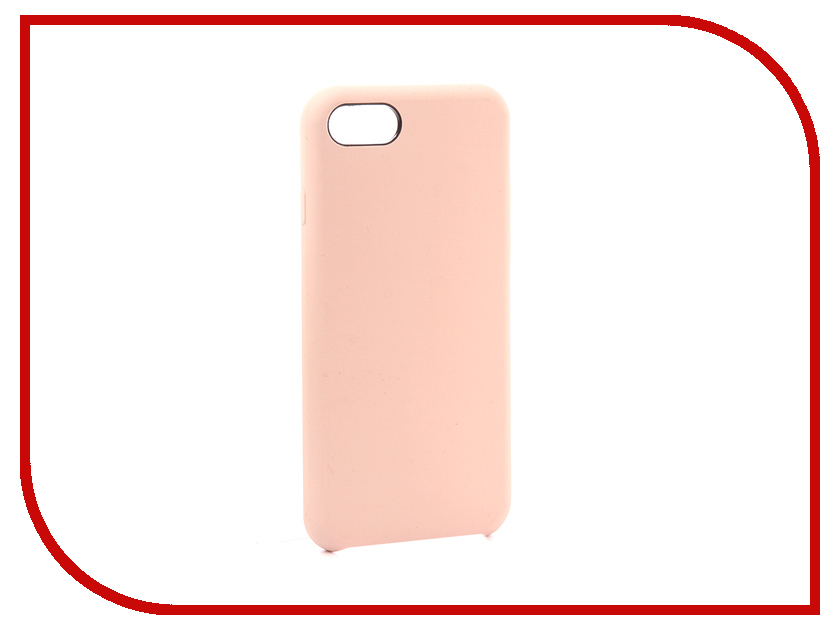 Аксессуар Чехол-накладка Smarterra Marshmallow Cover Beige для APPLE iPhone 7 MMCIP7BG cover pl42031 01