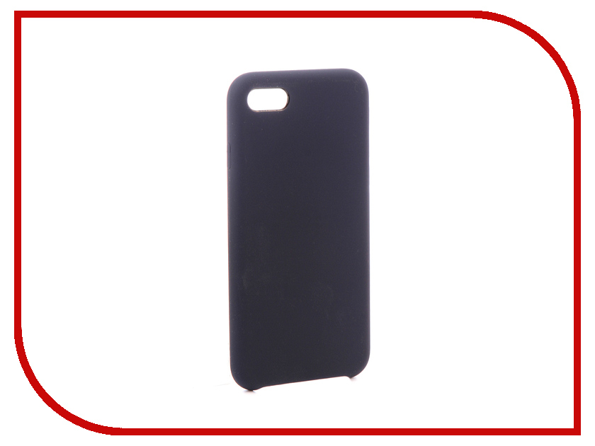 Аксессуар Чехол-накладка Smarterra Marshmallow Cover Dark Blue для APPLE iPhone 7 MMCIP7DB cover pl42031 01