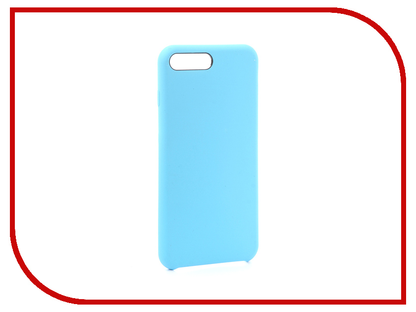 Аксессуар Чехол-накладка Smarterra Marshmallow Cover Blue для APPLE iPhone 7 Plus MMCIP7PBL cover pl42031 01