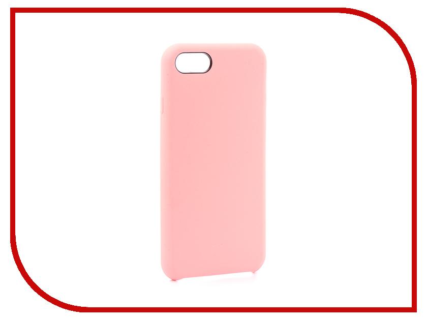 Аксессуар Чехол-накладка Smarterra Marshmallow Cover Pink для APPLE iPhone 7 MMCIP7PK