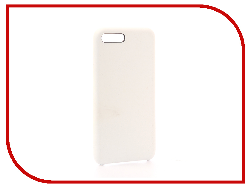 Аксессуар Чехол-накладка Smarterra Marshmallow Cover White для APPLE iPhone 7 MMCIP7WT cover pl42031 01
