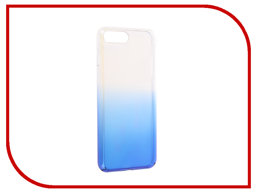 Аксессуар Чехол-накладка Smarterra ColorFlow для iPhone 8/7 Plus Gradient CFCIP8P7PGRD чехол накладка чехол накладка iphone 6 6s 4 7 lims sgp spigen стиль 1 580075