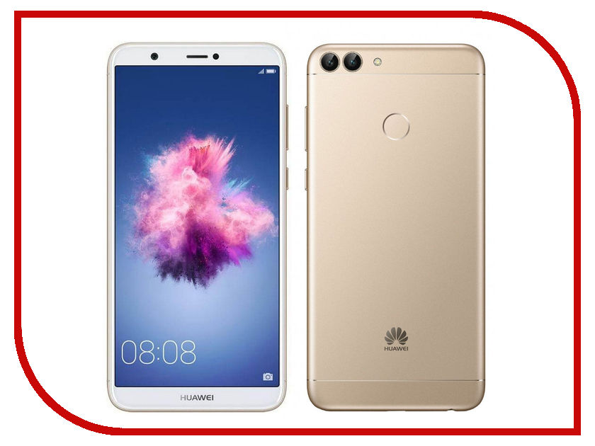 Сотовый телефон Huawei P smart 32GB Dual Sim Gold