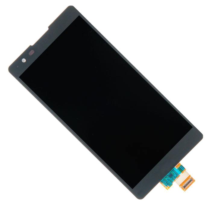 Дисплей RocknParts Zip для LG XPower K220DS Black 515531 цена