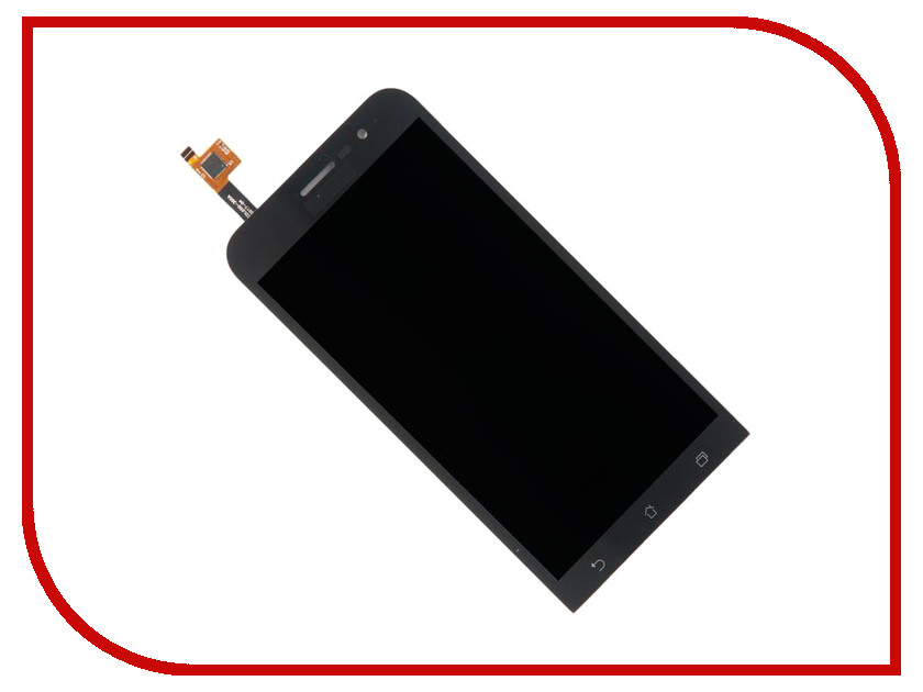 Дисплей Zip для ASUS Zenfone Go ZB500KL Black 540440 new 5 inch for asus zenfone go zb500kl full lcd display touch screen panel digitizer assembly replacement free shipping