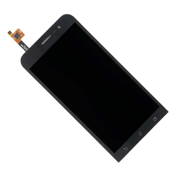 купить Дисплей RocknParts Zip для ASUS Zenfone Go ZB500KL Black 540440 по цене 1155 рублей