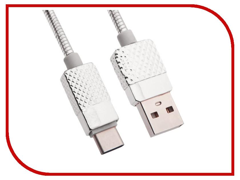 Аксессуар Liberty Project USB - USB Type-C Гламурный Ананас 1m Silver 0L-00036304 аксессуар liberty project usb usb type c волны 1m green white 0l 00033145