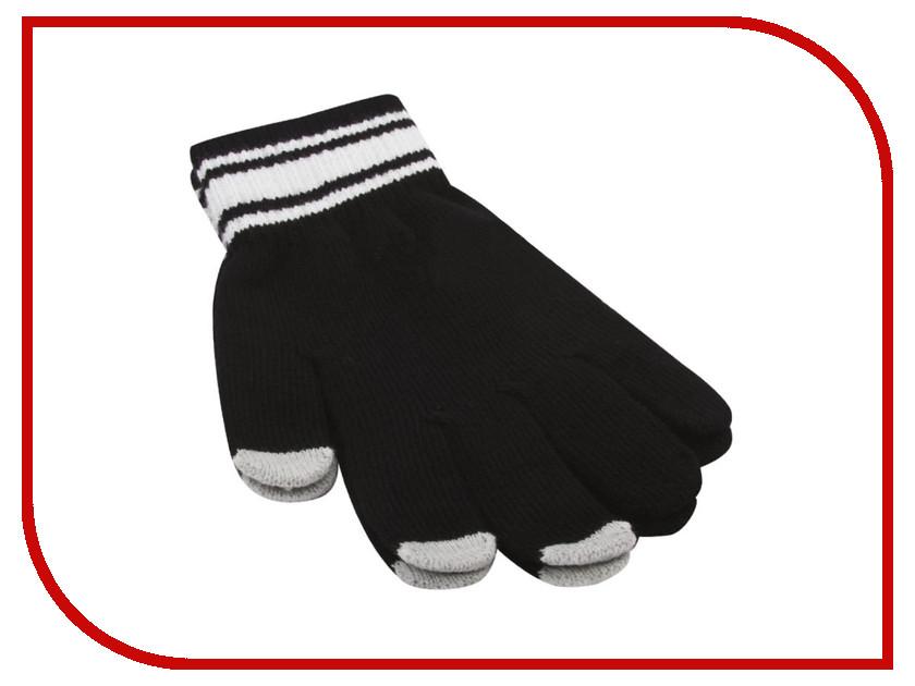 Теплые перчатки для сенсорных дисплеев Liberty Project M Black 0L-00034660 теплые перчатки для сенсорных дисплеев red line р m l black white finger ут000014056