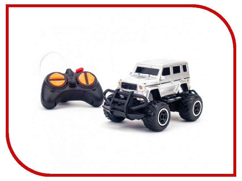 Игрушка Pilotage Minicross Car 1:43 Silver RC61088 игрушка pilotage top racer 4 rc47967