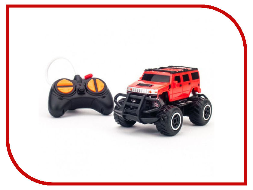 Игрушка Pilotage Minicross Car 1:43 Red RC61087 игрушка pilotage top racer 4 rc47967
