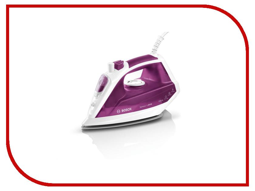 Утюг Bosch TDA1022010 утюги bosch утюг bosch tda2365 серый 2200вт