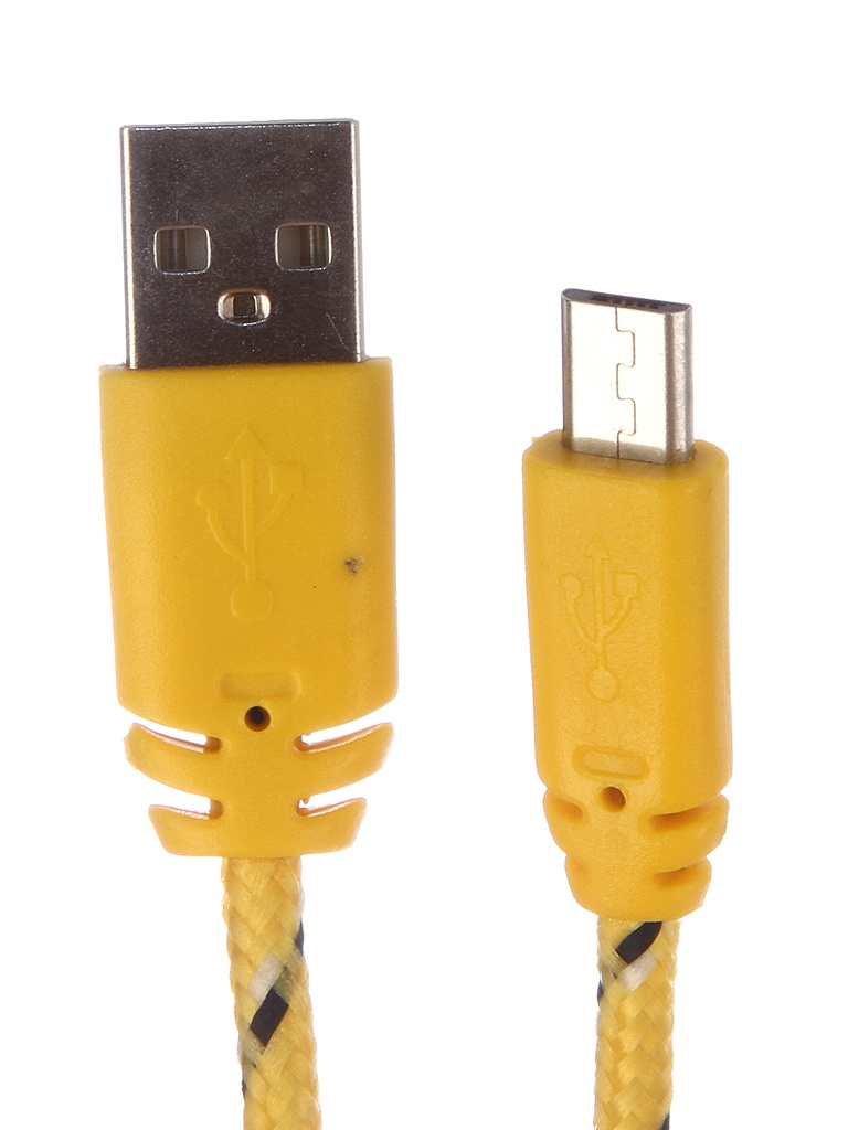 Аксессуар Liberty Project USB - Micro 1m Yellow-Green 0L-00000948