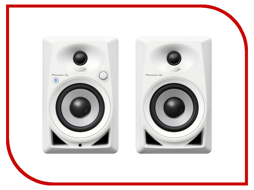 Колонка Pioneer DM-40BT (2шт) White epiphone toby deluxe v bass gloss vs page 5