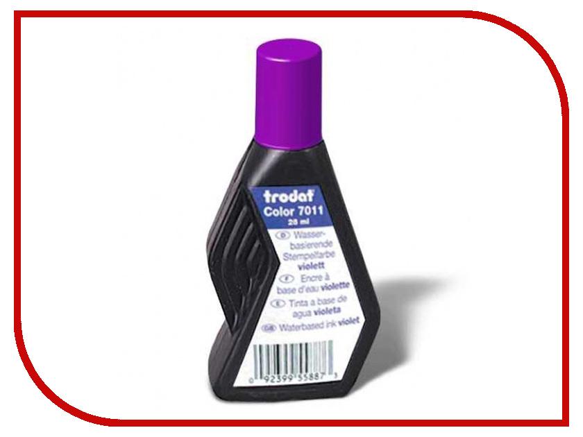 Краска штемпельная Trodat 7011ф 28ml Purple 220736