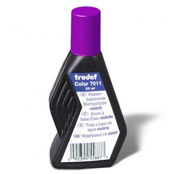 Краска штемпельная Trodat 7011ф 28ml Purple
