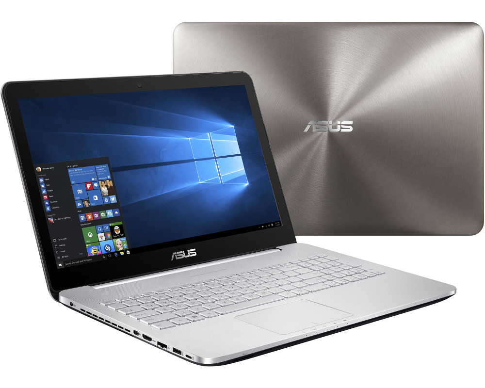 Ноутбук ASUS N552VX-FW168T 90NB09P1-M04220 (Intel Core i7-6700HQ 2.6 GHz/8192Mb/1000Gb/DVD-RW/nVidia GeForce GTX 950M 2048Mb/Wi-Fi/Cam/15.6/1920x1080/Windows 10 64-bit) ого pc home3d intel core i7 7700 3 60ghz 8gb 1tb 2048mb nvidia gtx 1050 dvd rw wi fi usb 3 0 600w win10 home 64bit