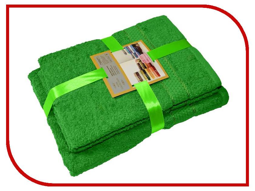 Полотенце Aisha Home 50x90/70x140 3шт Green УНП-1318 полотенце aisha home 50x90 70x140 3шт blue унп 018 05 3